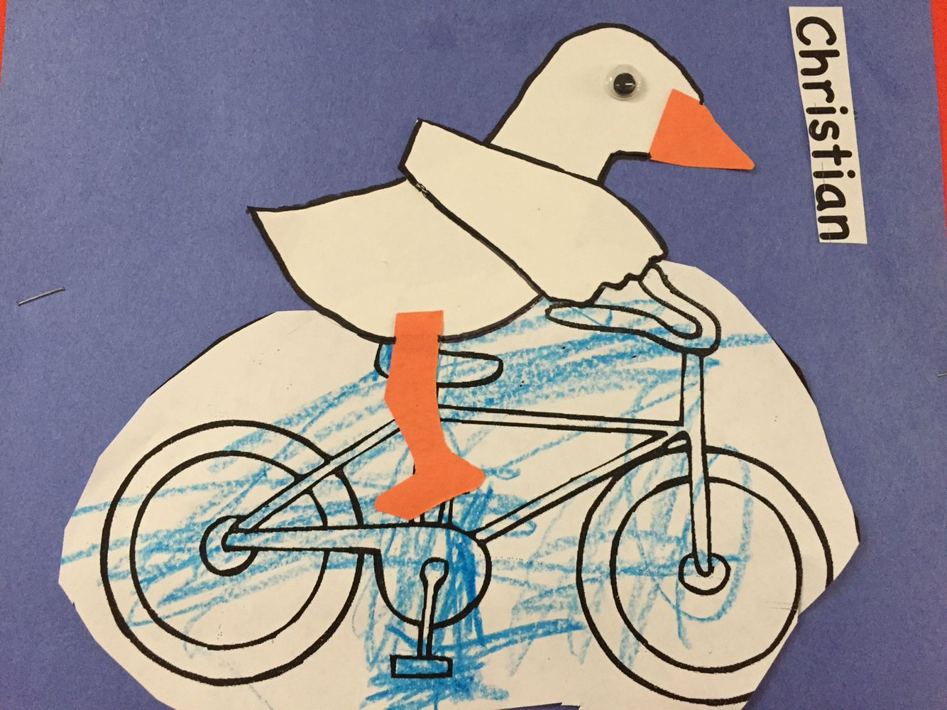 Farm Theme Duck On A Bike Book Art Project Duck On A Bike Book Art Projects Farm Theme