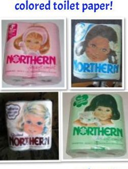 Northern Colored Toilet Paper