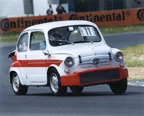 Pin di Sandro Campagna su ABARTH 850 e 1000 derivate Fiat ...