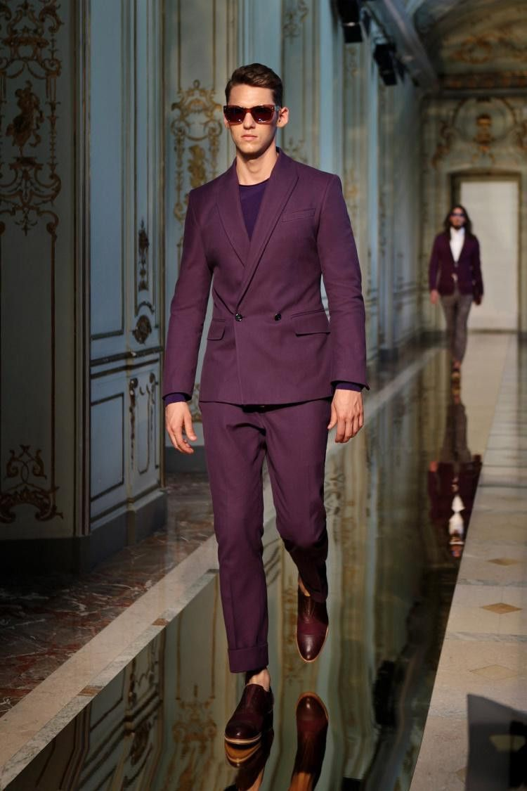 Click to buy ucuc custom made special occasion men silm fits suits
