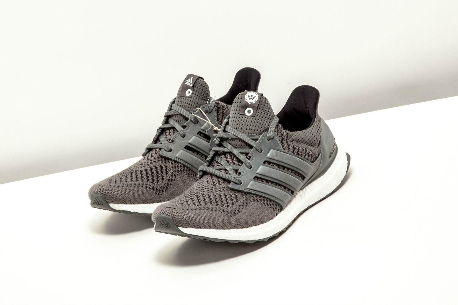 Adidas Ultra Boost Hi Wool pas cher