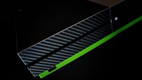 Carbon Fibre Wallpaper 1920X1080 Xbox One Skin 3 of 10