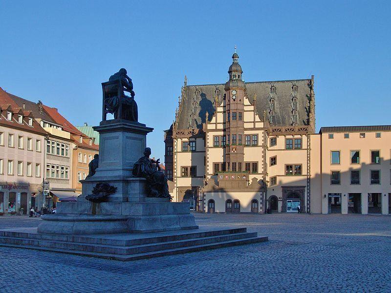 Marktplatz, Schweinfurt