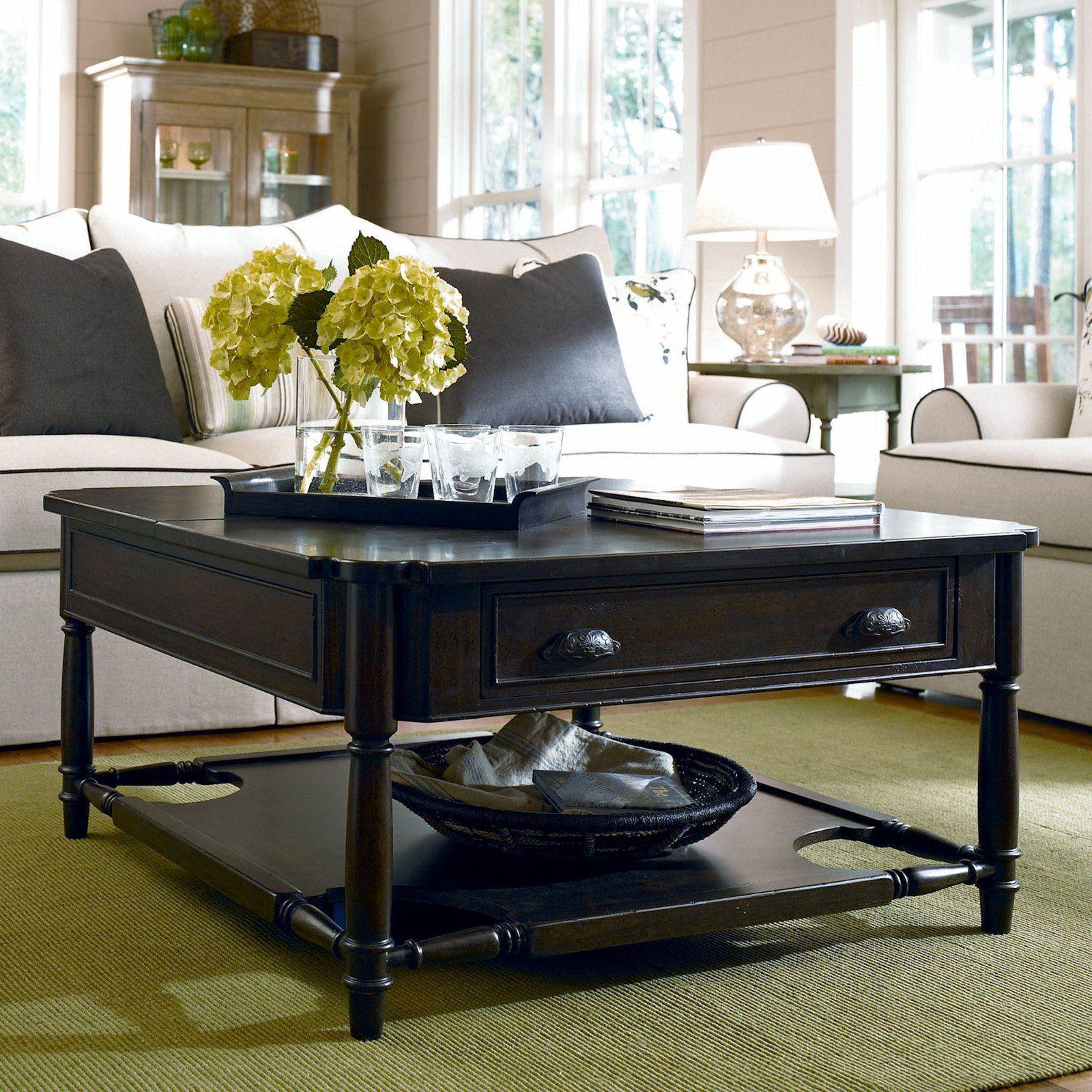Paula Deen Down Home Visitin 39 Square Molasses Wood Lift Top Coffee Table 795 Hayneedle Com Coffee Table Paula Deen Furniture Furniture [ 1600 x 1600 Pixel ]