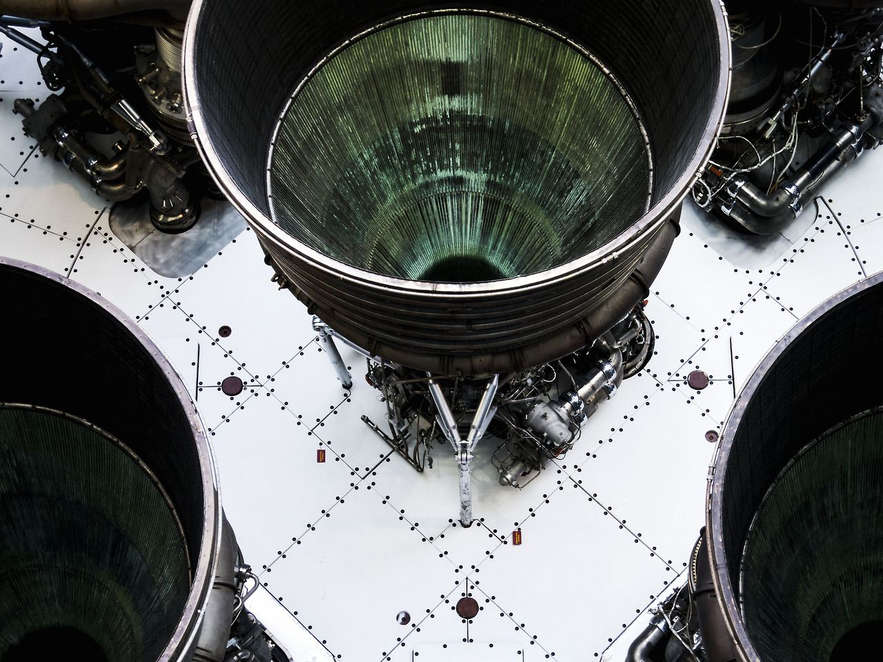Here We Have The Saturn V Rocket Housed Inside The Apollo Saturn V Center At Kennedy Space Center Near Titusvi Earth S Atmosphere Kennedy Space Center Saturn