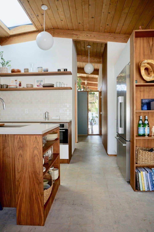 Renovation Of Mid Century Modern Home Interni Appartamenti