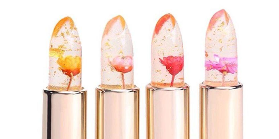 Color Changing Lipsticks  Kailijumei Flower Jelly Lipstick