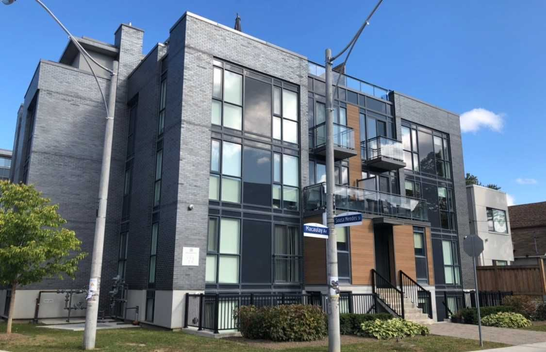 Th501 58 Macaulay Ave Mls W4605021 Homelife Realty One Ltd Toronto Real Estate Real Estate Listings Realty Real Estate