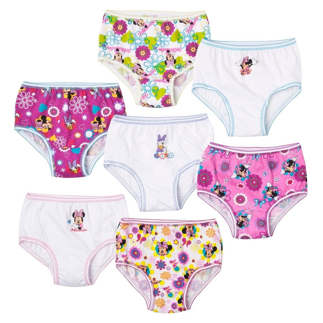 3T  4 5-6  7-8 10-12 NWT Gymboree Boys Briefs Seven Pack Underwear Size 2T