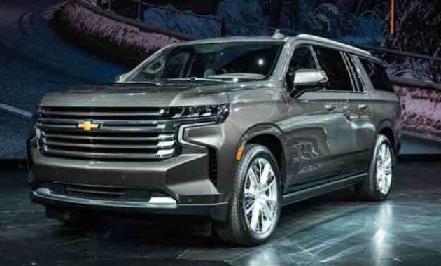 2021 Chevy Suburban Chevy Model In 2020 Chevy Suburban Chevy