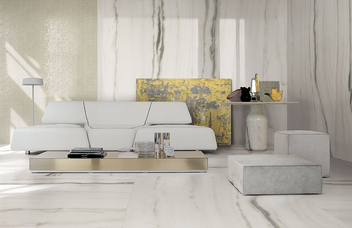 No 1658 Large Scale Stone Effect Porcelain Tile Range Stone  # Muebles Dettaglio Condesa