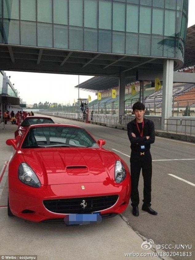 China Cracks Down On Its Sex Partying Ferrari Driving Rich Kids
