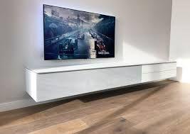Afbeeldingsresultaat voor wandmeubel tv om kabels te verbergen ...