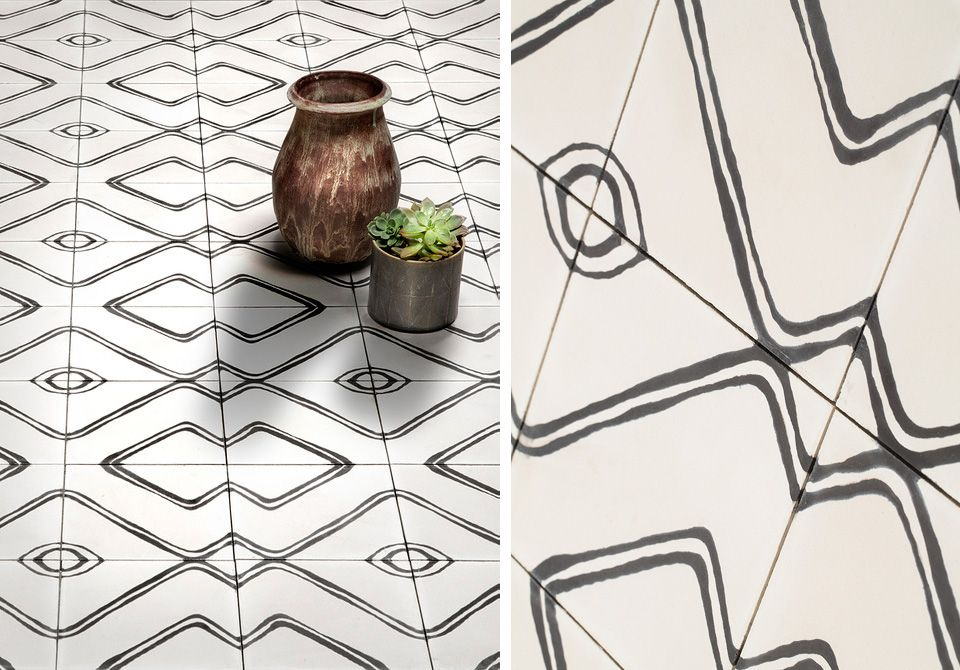 Cement Tile Collection by Commune for Exquisite Surfaces. | Cement ...