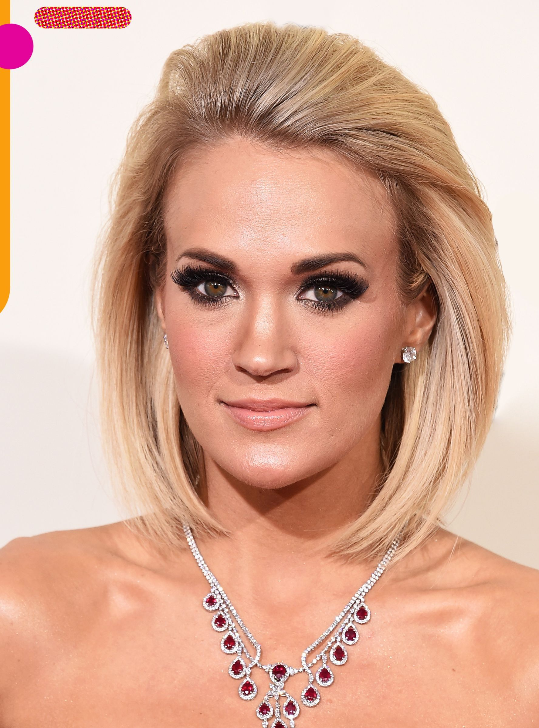 Carrie Underwood opens up about the face scar that changed