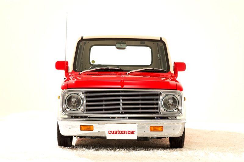 スズキの軽自動車ラパンをピックアップトラックに大改造!軽自動車はここまでカスタムできる!ハイライダー中古車も販売中。軽ラパン,バモス,エブリイなどの カスタム