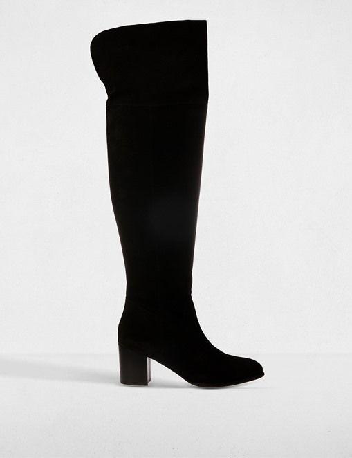 Bottes hautes | Chaussures Pas Cher Vente Boutique
