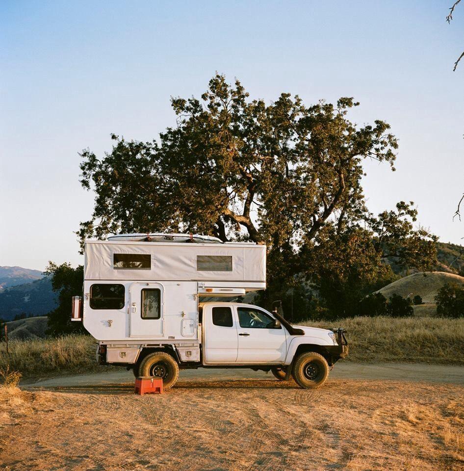 Swift pop up shorter 5 0 bed camper pinterest swift truck camper and pickup camper