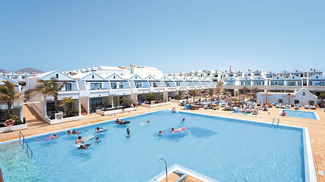 7 Nights At Cinco Plazas Apartments Self Catering
