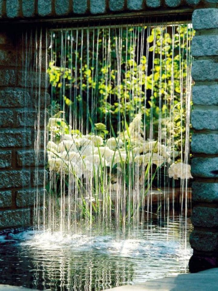Alto lago privada residencial decoraci nyhogar - Fuentes para patios y jardines ...