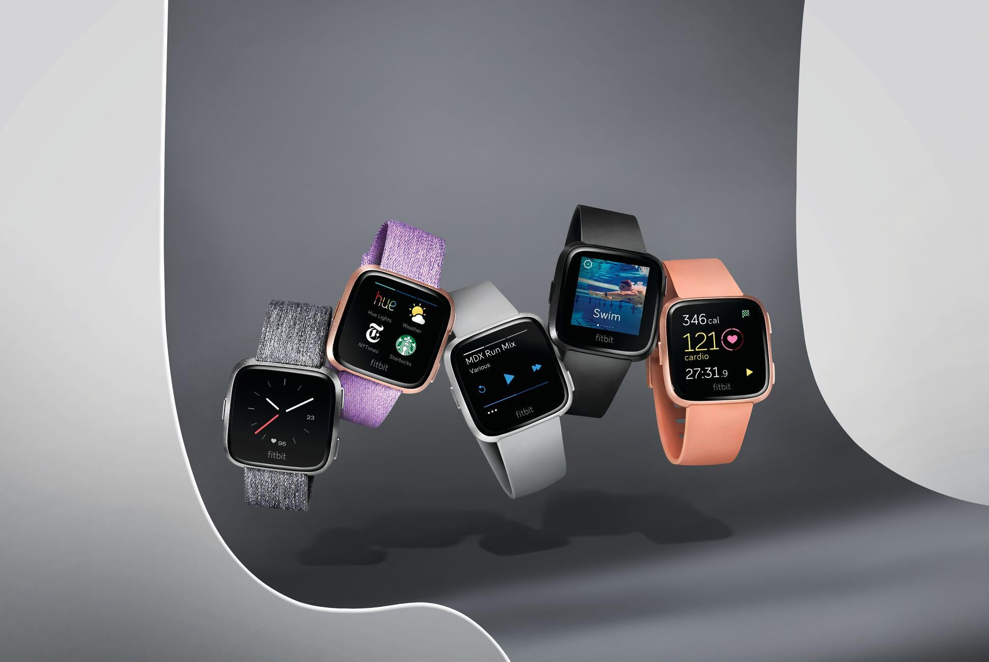 Image result for fitbit versa Fitbit, Smart watch, Apple