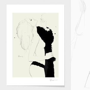 """840"" - Limited Edition Print by Floyd Grey for Curioos"