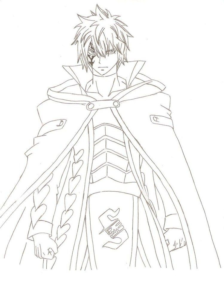 Fairy Tail Malvorlagen In 2020 Fairy Tail Art Fairy Tail Drawing Coloring Pages