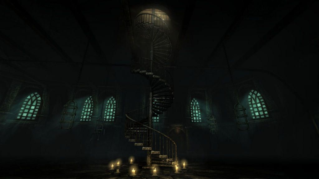 Amnesia The Dark Descent Play It They Said Is Not Scary They