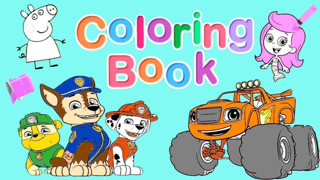 Nick Jr Coloring Book Fresh Coloring Coloring Nick Jr Free