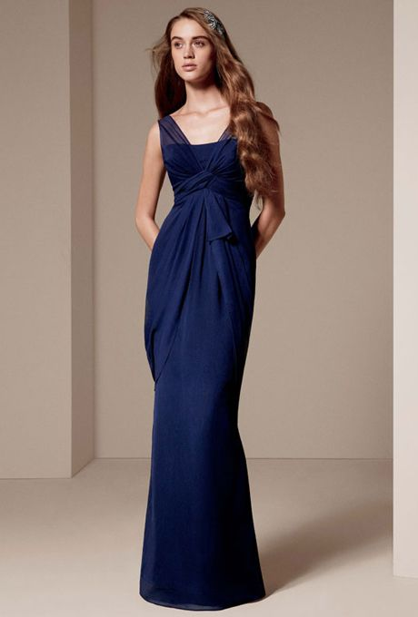 Riveting, Royal Blue Bridesmaids Gowns | Blue bridesmaid gowns ...