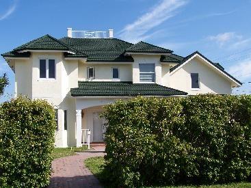 Green Tile Roof House Styles Green Tile Color Tile