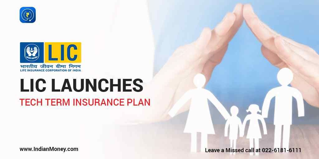 Lic Launches Tech Term Insurance Plan How To Plan Product