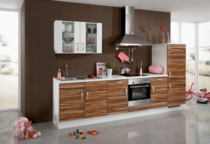 Küche in dunklem Holz / Dark wood kitchen Massivholzmöbel