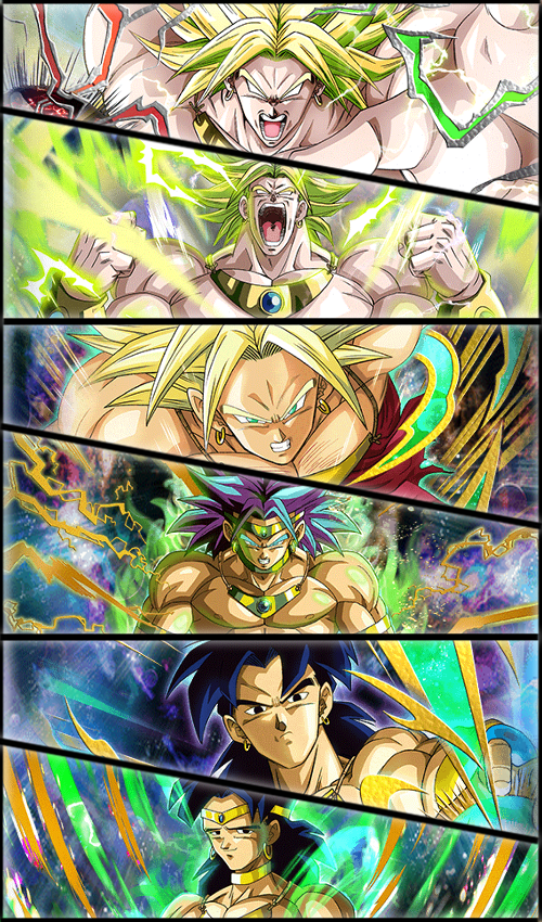 Broly 01 Wallpaper By Zeus2111 Anime Pinterest Dragon Ball
