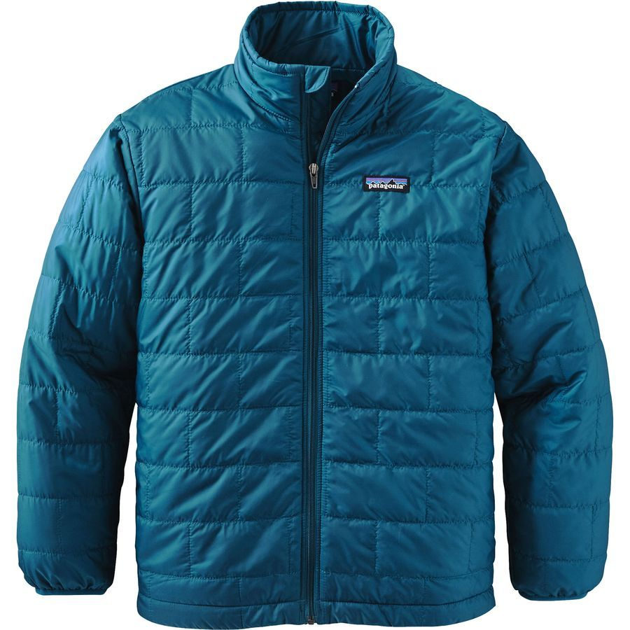 804f00526 Patagonia Nano Puff Jacket - Boys' | james | Cold weather jackets ...