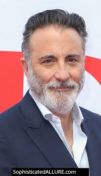 Andy Garcia S Back Hairstyle 20180506
