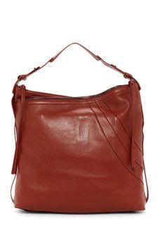 faffde7d34e37 Kooba - Stratford Leather Hobo