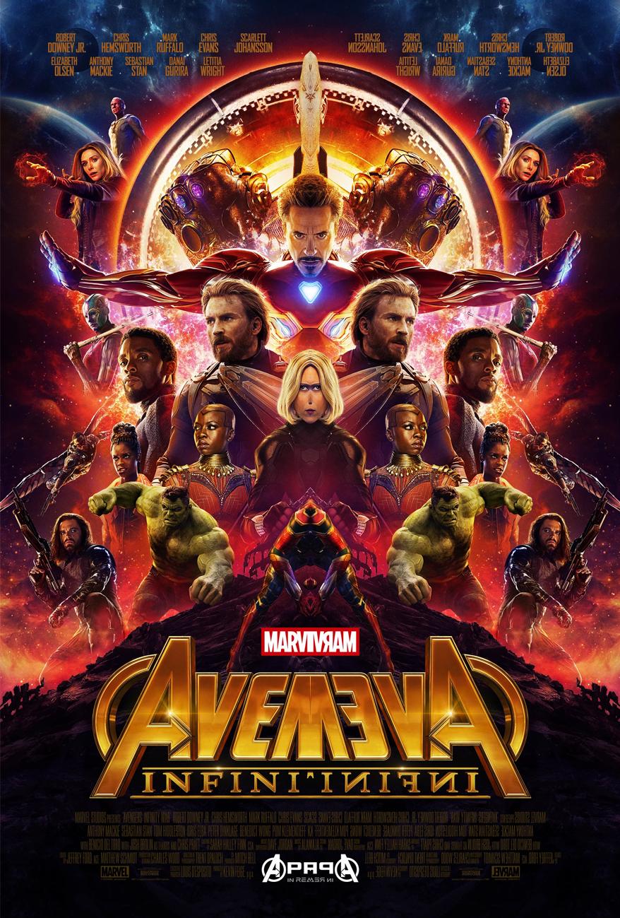 Perfectly Balanced Avengers Infinity War Marvel Cinematic Universe Marvel Cinematic