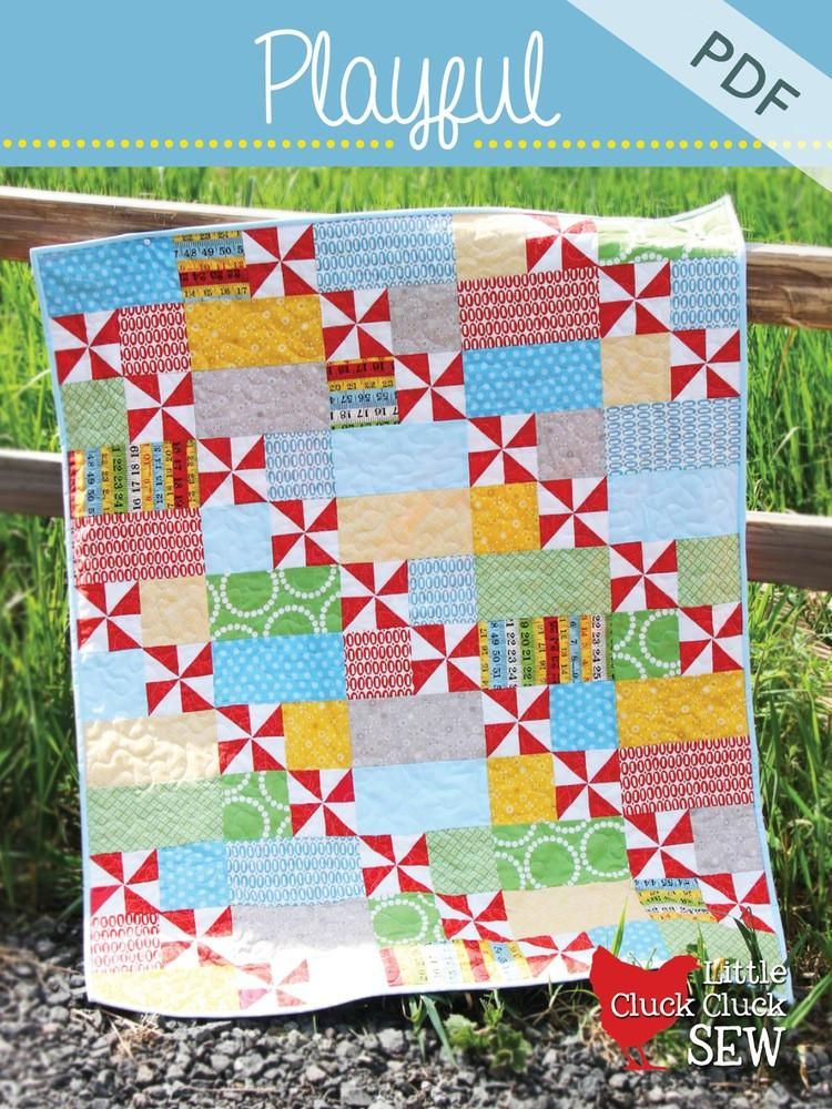 150 Baby Quilt Patronen.Playful 150 Little Pdf Pattern Baby Quilt Patterns