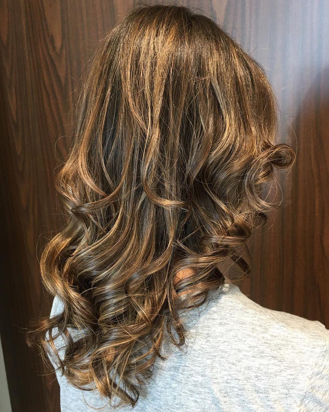 Hello Fall Hair By Itty Hair Haircolor Haircut Hairstyles Colorcorrection Schwarzkopf Schwarzkopfprofession In 2020 Loreal Hair Fall Hair Hair Styles