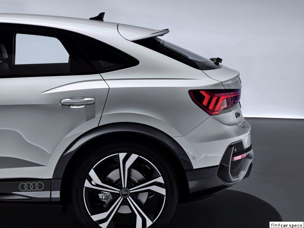 Audi Q3 Q3 Sportback 35 Tfsi 150 Hp Petrol Gasoline 2019 Q3 Sportback 35 Tfsi 150 Hp Petrol Gasoline 2019 Q Audi Q3 Audi Suv