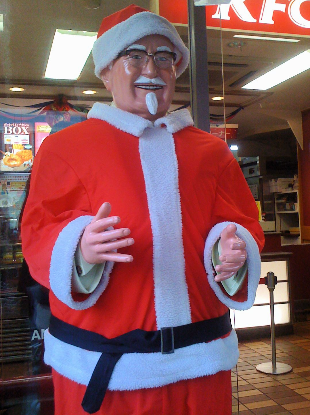 Why Does Japan Eat KFC At Christmas? | Travel to Japan | Pinterest ...