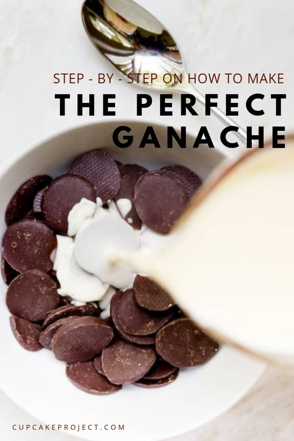 How to make ganache without heavy whipping cream