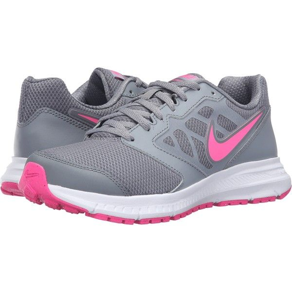 Nike Downshifter 6 (Stealth/Pink Blast/Cool Gray/White) Women's.