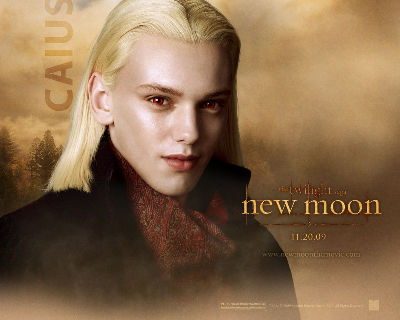 Twilight caius bing images twilight pinterest see for New moon vampire movie