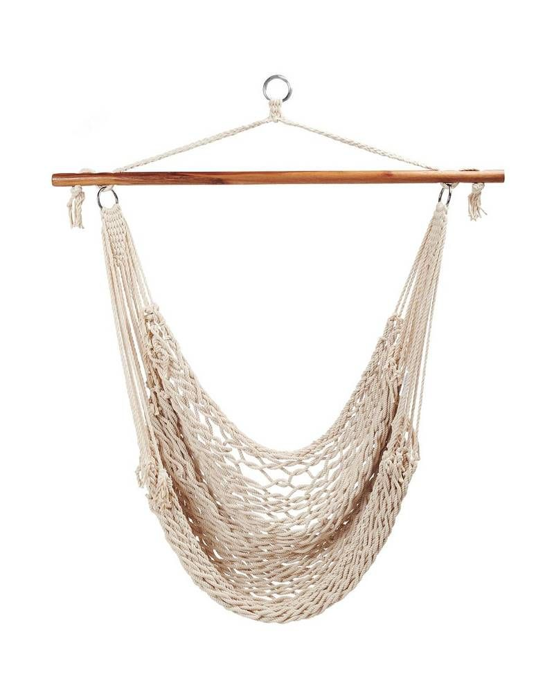Cotton rope hammock chair colors chairs and style