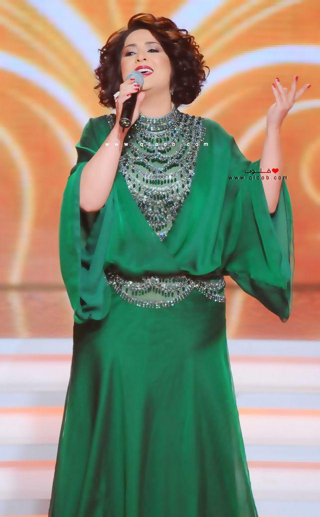 ازياء و موديلات فساتين ازياء نوال الكويتية جديدة في الحفلات 2012 Nawal Kuwaiti Fa Green Dress Glamour Dresses