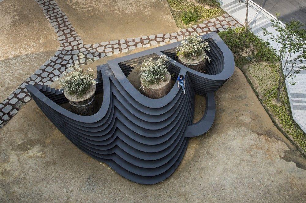 Transparent+Landscape+/+UnSangDong+Architects