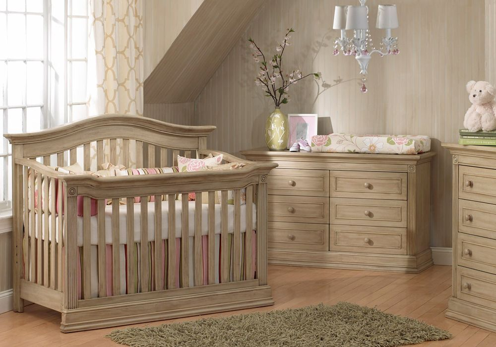 Trends 2017 Traditional Nursery Room Design Ideas Adorable Lavender With White Standart Baby Crib And Whit