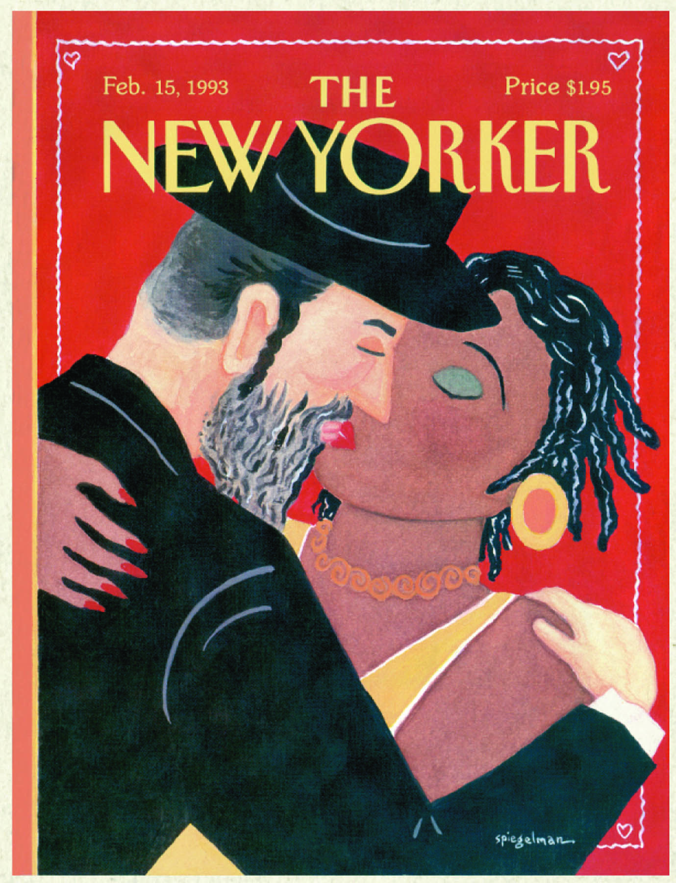 The Greatness of Art Spiegelman's 'New Yorker' Cover Art – Flavorwire